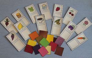 Игры по цветоведению для дошкольников.