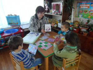 Приобщение детей к художественной литературе