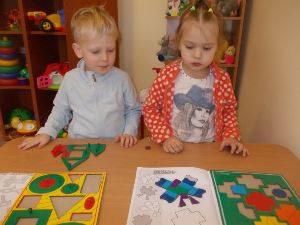 Использование развивающих игр В.Воскобовича для интеллектуального развития дошкольника
