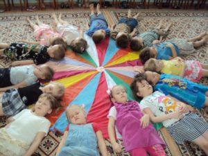 релаксация детей