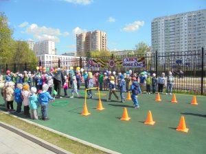 Спортивные праздники в дошкольных отделениях.