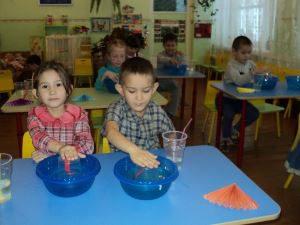 НОД по поисково-исследовательской деятельности во второй младшей группе «Удивительные свойства воды»