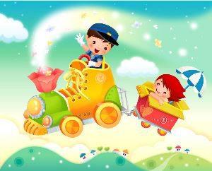 Игры для детей 3-5 лет на основе материала по ознакомлению с железной дорогой.