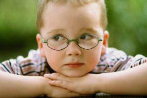 отклонения зрения от нормы